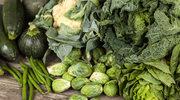 Kod kolorystyczny warzyw i owoców