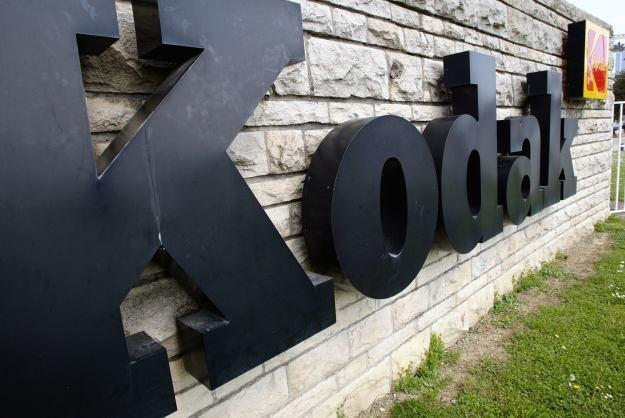 Kodak - czy legenda rynku foto odbije się jeszcze od dna? /AFP