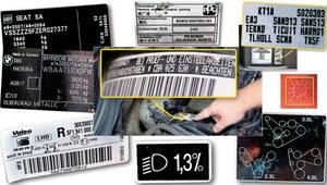 Kody w aucie –  gdzie szukać i jak odczytywać oznakowanie elementów w samochodzie