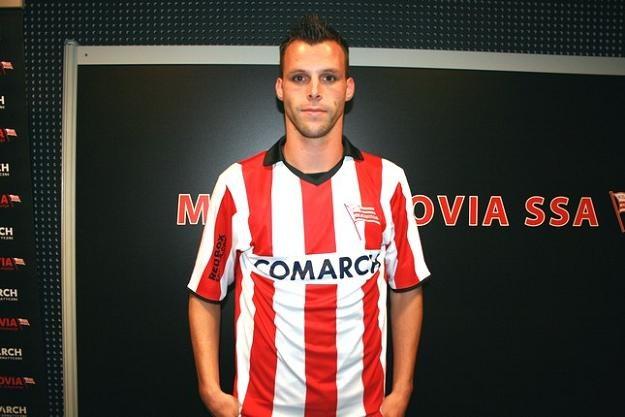 Koen van der Biezen /www.cracovia.pl