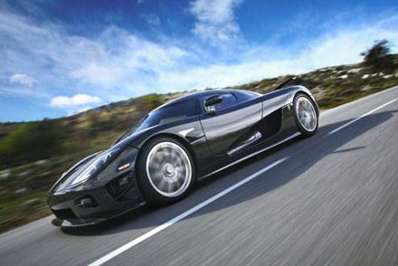 Koenigsegg CCX /