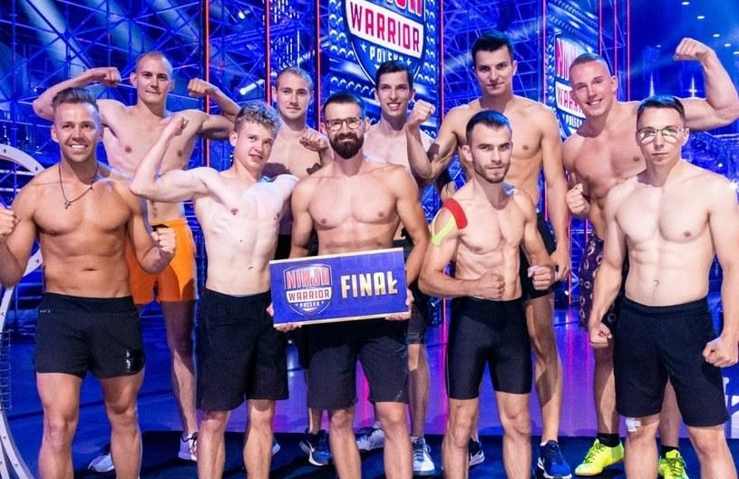 Kogo zobaczymy w wielkim finale Ninja Warrior Polska? /Polsat