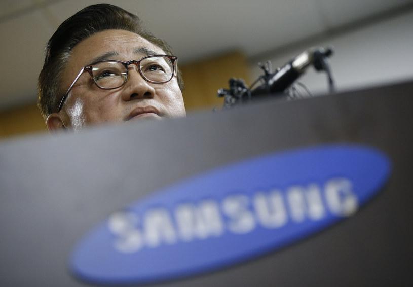 Koh Dong-jin prosi pracowników o dotrzymanie tajemnicy /AFP