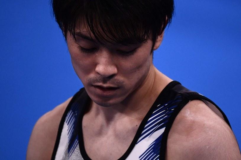 Kohei Uchimura /AFP