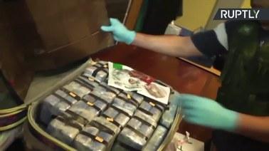 Kokaina w ambasadzie Rosji w Buenos Aires. Moskwa próbuje zamieść sprawę pod dywan?