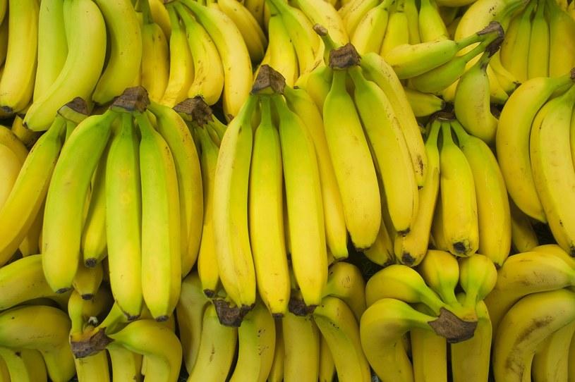 Kokainę próbowano przemycić w skrzynkach z bananami /123RF/PICSEL