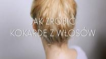 Kokarda z włosów - jak ją zrobić?