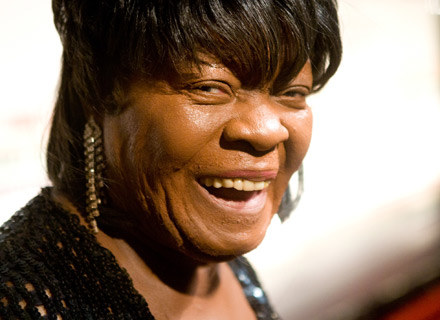 Koko Taylor w grudniu 2008 roku - fot. Brendan Hoffman /Getty Images/Flash Press Media