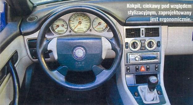 Kokpit /Motor