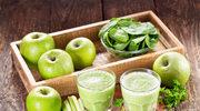 Koktajl oczyszczający z selera i jabłka
