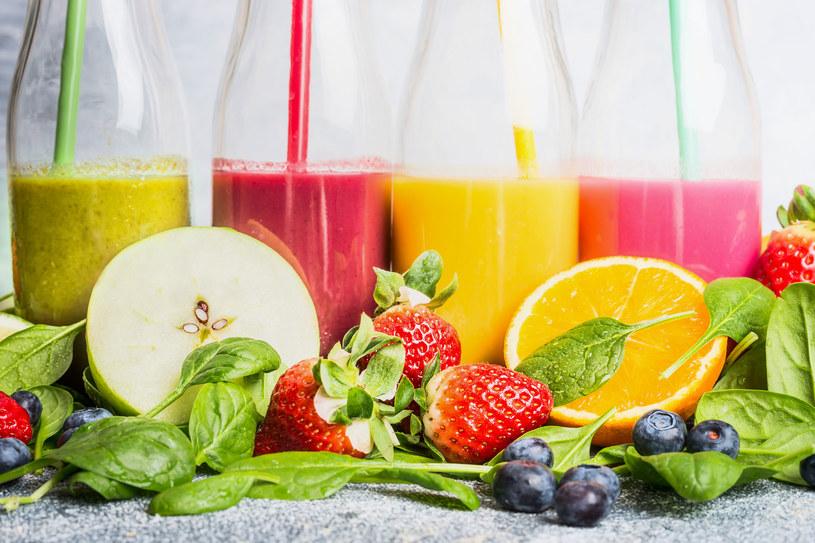 Czy pijąc tylko koktajle warzywne można schudnąć