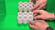 Koła czy kwadraty? Optyczna iluzja, która rozwala mózg!