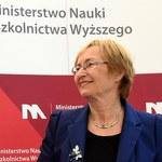 Kolarska-Bobińska: Spełnione postulaty naukowców
