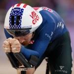 Kolarstwo. Ashton Lambie pobił rekord świata w wyścigu indywidualnym na dochodzenie