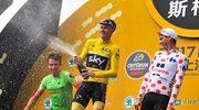 Kolarstwo. Eddy Merckx dopinguje Froome'a, historyczny wynik na szali