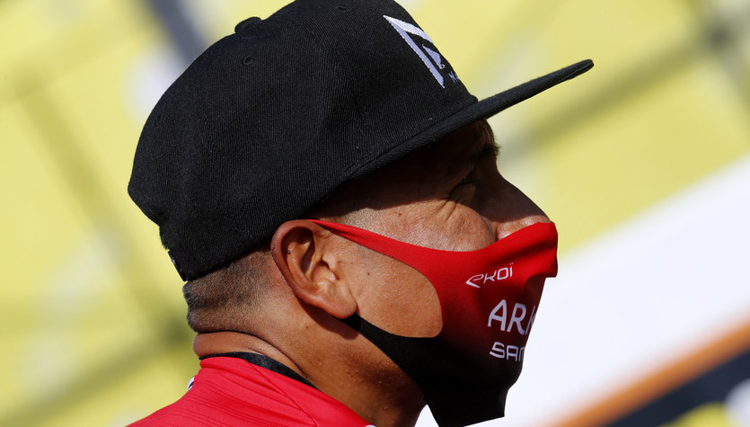 Kolarstwo. Nairo Quintana i jego grupa podejrzani o doping?