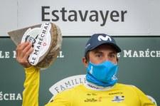 Kolarstwo. Tour de Romandie. Marc Soler wygrał trzeci etap