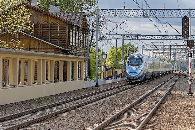 Kolej dużych prędkości połączy Wrocław z Warszawą do 2035 roku. Fot. PKP PLK SA /