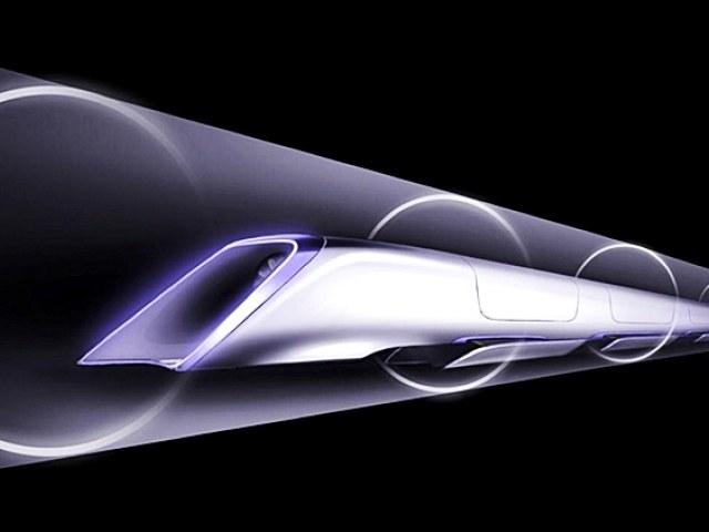 Kolej Hyperloop jeszcze nie powstała, ale już budzi zainteresowanie w wielu krajach /materiały prasowe