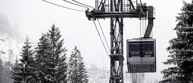 Kolej linowa na Kasprowy Wierch kończy 80 lat