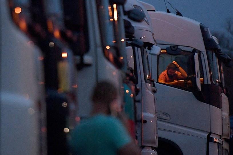 Kolejki w Dover /AFP
