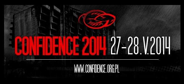 Kolejna edycja CONFidence odbędzie się w Krakowie już 27-28 maja /materiały promocyjne