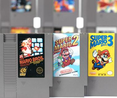 Kolejna gra Super Mario na NESa z rekordową ceną sprzedaży