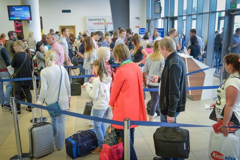 Kolejna na lotnisku, zdj. ilustracyjne /Piotr Kamionka /Reporter
