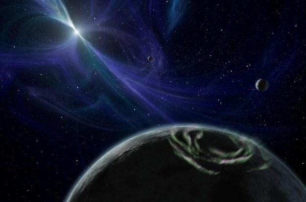 """Kolejna """"nowa"""" Ziemia odkryta /materiały prasowe"""