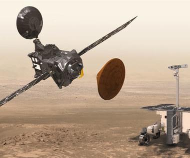 Kolejna odsłona misji ExoMars przesunięta na 2020 rok