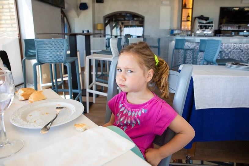 Kolejna restauracja w Polsce sprzeciwia się obsługiwaniu rodzin z dziećmi; zdj. ilustracyjne /age easyfotostock /East News
