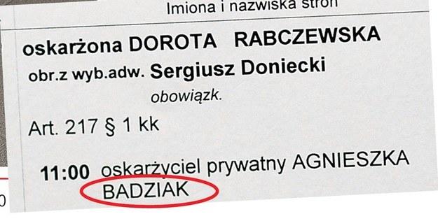 Kolejna rozprawa pomiędzy Dodą a Agnieszką Szulim odbyła się w lipcu. Dziennikarka nadal nosi nazwisko męża! /Życie na gorąco
