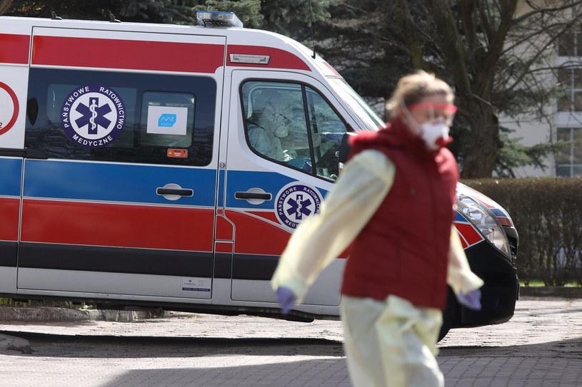 Kolejna śmiertelna ofiara koronawirusa w Polsce, zdj. ilustracyjne /Stefan Maszewski /Reporter