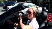 Kolejna stłuczka Britney!