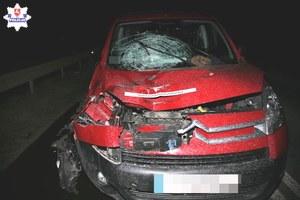 Kolejna tragedia z udziałem pieszych. Zginęła 24-latka