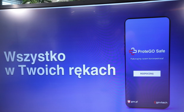 Kolejne 2 mln zł na aplikację ProteGO Safe. Alert o zakażeniu wysłało dotąd 3,8 tys. osób