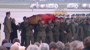 Kolejne ciała wróciły do Warszawy