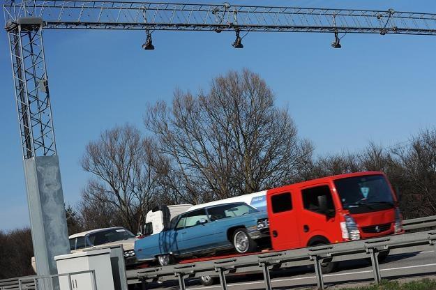 Kolejne drogi obejmowane są system Viatoll / Fot: Wojciech Stróżyk /Reporter
