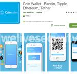 Kolejne fałszywe aplikacje podszywające się pod portfele kryptowalut