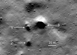 Kolejne jaskinie na Księżycu?