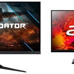 Kolejne monitory Acer trafią do Polski już we wrześniu