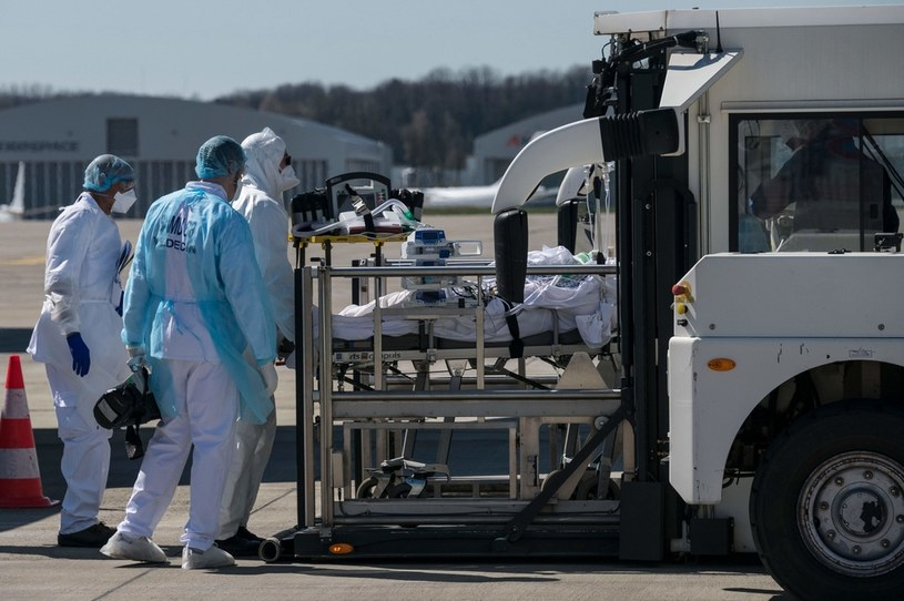 Kolejne ofiary koronawirusa we Włoszech /AFP