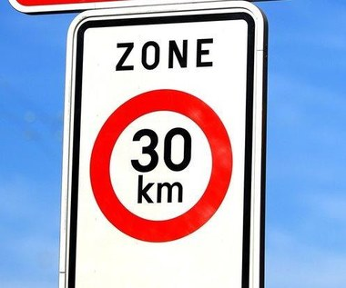 Kolejne polskie miasto wprowadziło strefę Tempo 30!