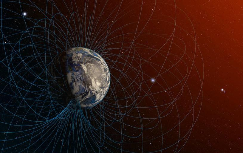 Kolejne przebiegunowanie powinno być możliwe dopiero za około 25 milionów lat /123RF/PICSEL
