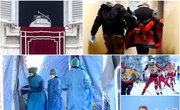 Kolejne przypadki koronawirusa w Polsce. Podpisano unijne porozumienie na wypadek pandemii [PODSUMOWANIE DNIA]