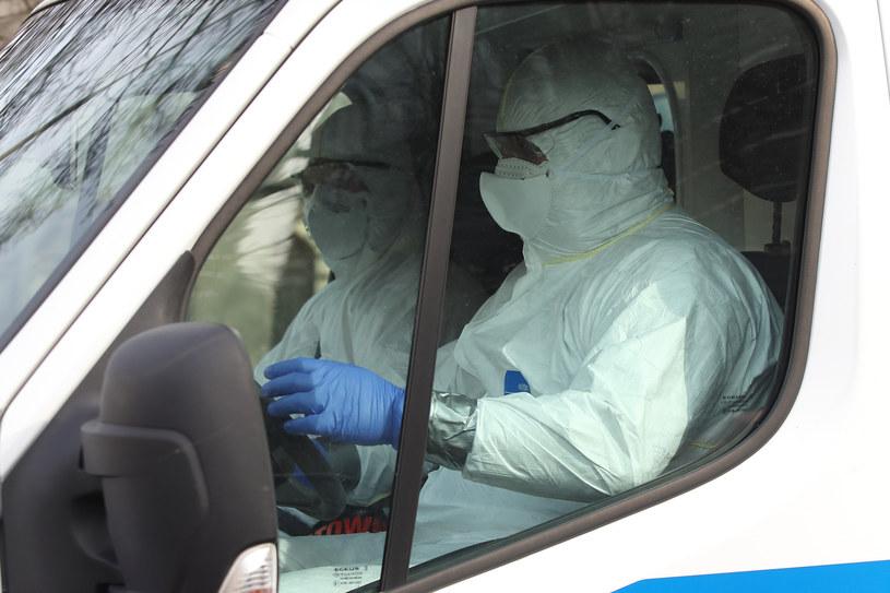 Kolejne przypadki koronawirusa w Polsce /Stefan Maszewski /Reporter