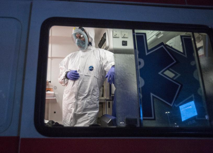 Kolejne przypadki koronawirusa w Polsce /Marek M. Berezowski /Reporter