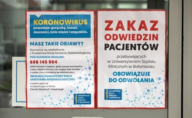 Kolejne przypadki zakażenia koronawirusem w Polsce. Pozytywne wyniki testów w sumie u 68 osób