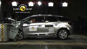 Kolejne rozdanie Euro NCAP