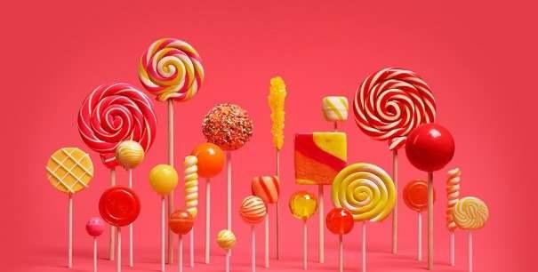 Kolejne smartfony doczekaly się aktualizacji do systemu Lollipop /android.com.pl